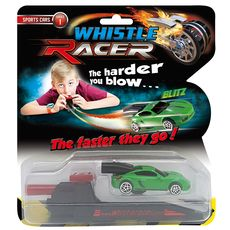Whistle Racer Car & Launcher Blitz -Smart Games στο Καταστήματα Κύβος