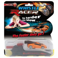 Whistle Racer Car & Launcher Shadow -Smart Games στο Καταστήματα Κύβος