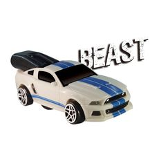 Whistle Racer Car & Launcher Beast -Smart Games στο Καταστήματα Κύβος