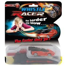 Whistle Racer Car & Launcher Burnout -Smart Games στο Καταστήματα Κύβος