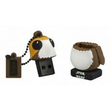 Usb Tribe Sw Tlj Porg 16Gb -Usb Memory Sticks στο Καταστήματα Κύβος