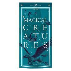 Wall Banner Harry Potter Magical Creatures -Harry Potter στο Καταστήματα Κύβος