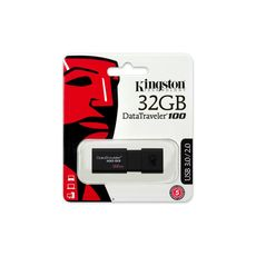 Usb Kingston DataTraveler DT100 32GB Usb 3.0 -Usb Memory Sticks στο Καταστήματα Κύβος